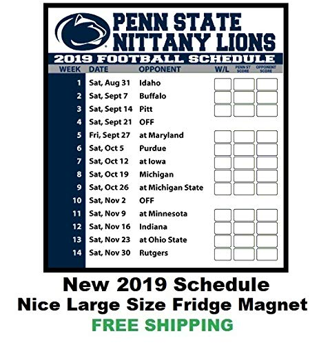 Penn State Nittany Lions vs. Purdue Boilermakers at Beaver Stadium